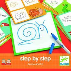 DJECO STEP BY STEP