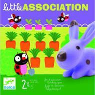 DJECO JUEGO LITTLE ASSOCIATION