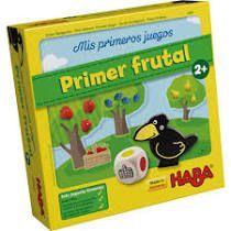 JUEGO HABA MIS PRIMEROS JUEGOS PRIMER FRUTAL
