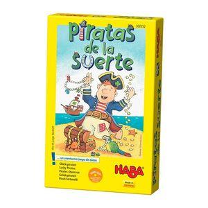 JUEGO HABA PIRATAS DE LA SUERTE