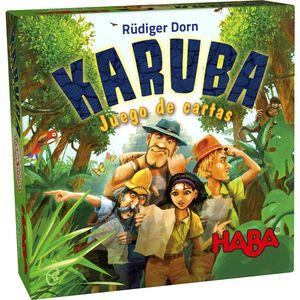 JUEGO HABA KARUBA JUEGO DE CARTAS