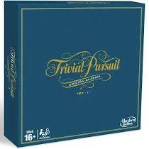 TRIVIAL PURSUIT CLÁSICO