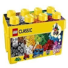 LEGO CLASSIC CAJA DE CONSTRUCCIÓN DE BLOQUES CREATIVOS