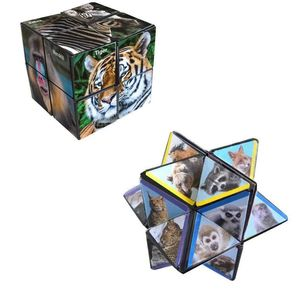 STAR CUBE ANIMALES