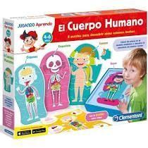 APRENDE EL CUERPO HUMANO