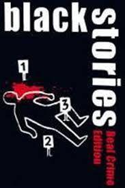 JUEGO DE MESA BLACK STORIES: CRIMENES REALES