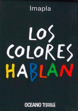 LOS COLORES HABLAN.OCEANO TRAVES