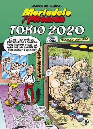 MORTADELO Y FILEMÓN. TOKIO 2020 (MAGOS DEL HUMOR 200)