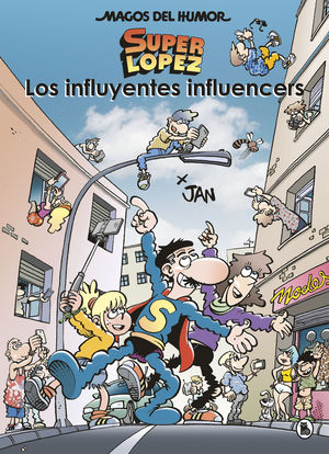 LOS INFLUYENTES INFLUENCERS (MAG