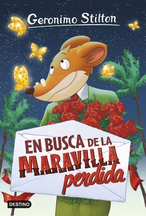 G.STILTON:BUSCA MARAVILLA PERDID