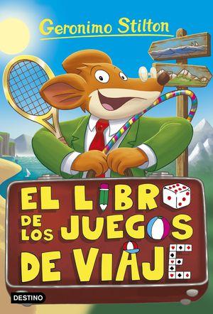 GS34N.EL LIBRO DE LOS JUEGOS DE VIAJE