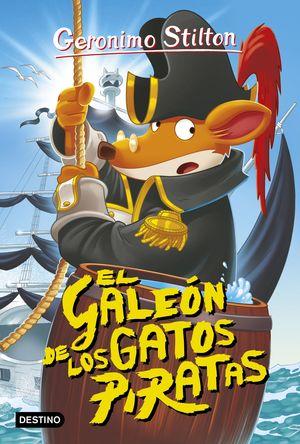 8.GALEON DE LOS GATOS PIRATAS, EL.(GERONIMO STILTO
