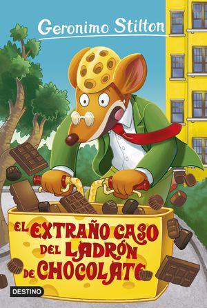 GS 69.EL EXTRAÑO CASO DEL LADRON DE CHOCOLATE
