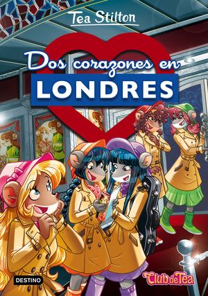 TS 28. DOS CORAZONES EN LONDRES