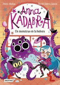 ANNA KADABRA 3. EL SECRETO DEL PANTANO