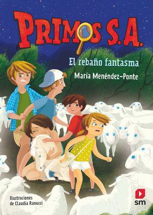 PRIMOS 4. EL REBAÑO FANTASMA
