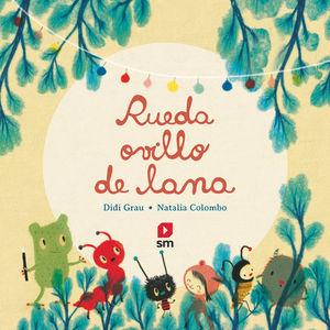 RUEDA, OVILLO DE LANA