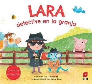 LARA DETECTIVE EN LA GRANJA