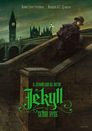 EXTRAÑO CASO DR.JEKYLL Y SR.HYDE
