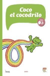 COCO EL COCODRILO.(MAMUT)