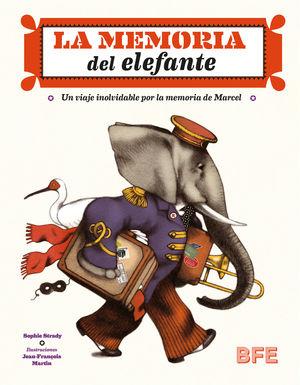 LA MEMORIA DEL ELEFANTE.BARBARA