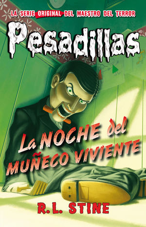 PESADILLAS 1 LA NOCHE DEL MUÑECO VIVIENTE