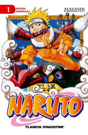 NARUTO Nº01/72 (PDA)
