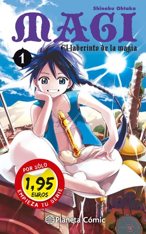 MM MAGI Nº01 1,95