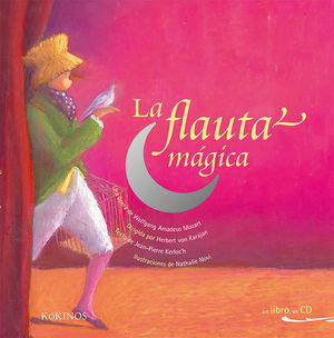 FLAUTA MAGICA, LA.(LIBRO+CD)