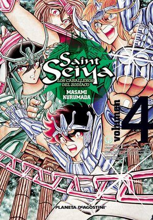 SAINT SEIYA Nº04/22