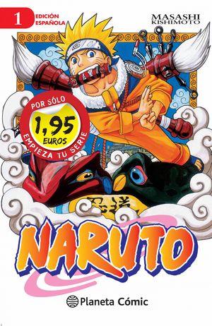 MM NARUTO Nº01 1,95