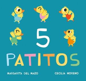 5 PATITOS. JAGUAR
