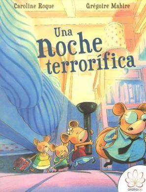 UNA NOCHE TERRORÍFICA
