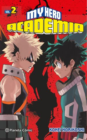 MY HERO ACADEMIA Nº02