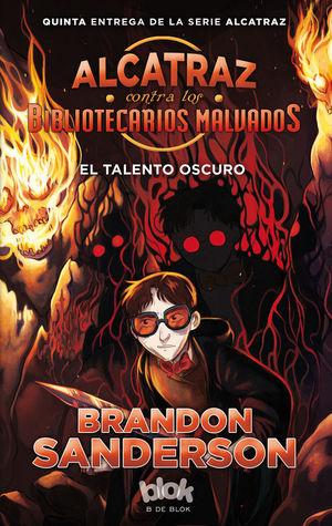 ALCATRAZ CONTRA BIBLIOTECARIOS MALVADOS 5 EL TALEN
