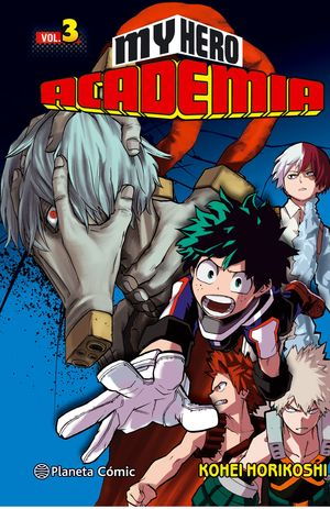MY HERO ACADEMIA Nº03