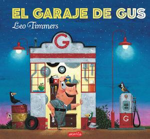 EL GARAJE DE GUS. HARPER KIDS