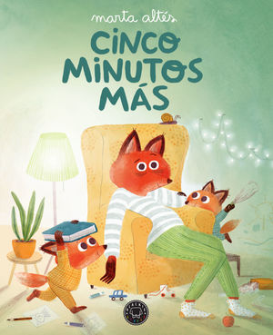 CINCO MINUTOS MAS.