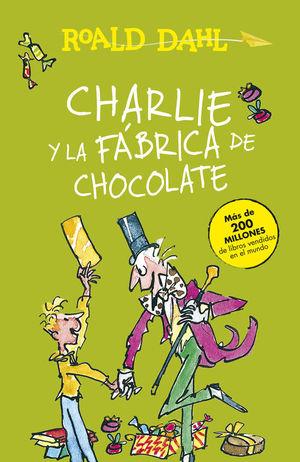 CHARLIE Y LA FABRICA DE CHOCOLAT