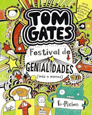 TOM GATES - FESTIVAL DE GENIALIDADES (MAS O MENOS)