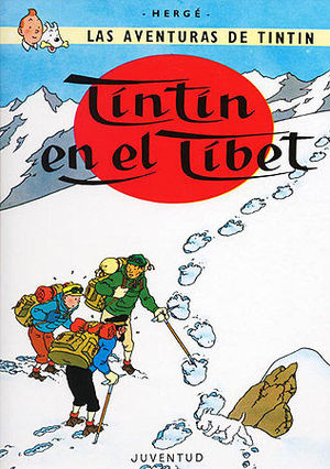 TINTIN EN EL TIBET.(CARTON).JUVE