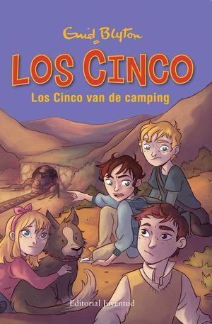 CINCO VAN DE CAMPING,LOS