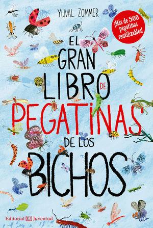 EL GRAN LIBRO DE PEGATINAS DE LOS BICHOS