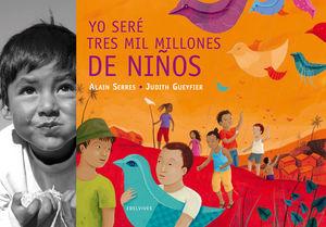 0408YO SERÉ TRES MIL MILLONES DE NIÑOS