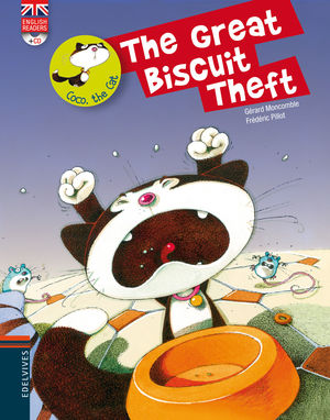 THE GREAT BISCUIT THEFT