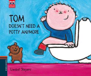 TOM DOESN'T NEED A POTTY ANYMO