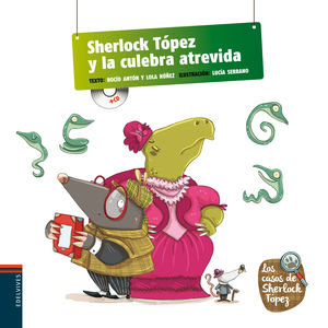 SHERLOCK TÓPEZ Y LA CULEBRA AT