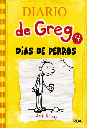 DIARIO DE GREG 4 DIAS DE PERROS