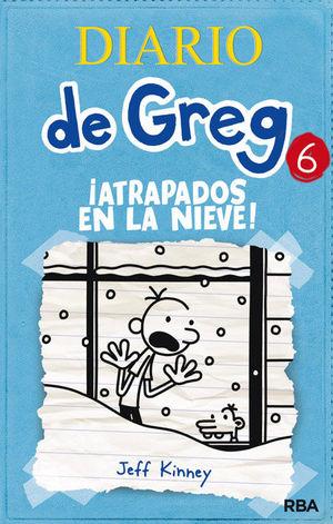 DIARIO DE GREG 6 ATRAPADOS POR LA NIEVE
