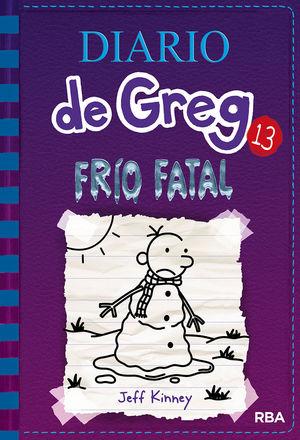DIARIO GREG 13 FRIO FATAL